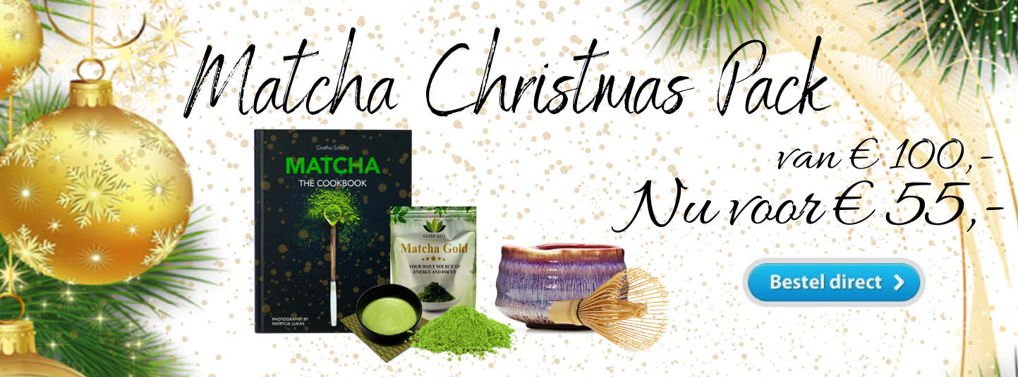 Matcha Christmas Pack
