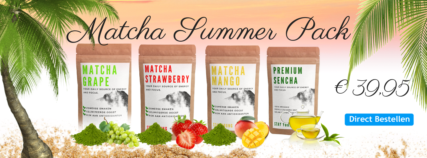 Matcha Summer Pack