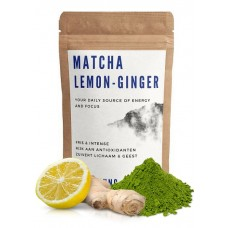 Matcha Lemon - Ginger