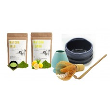 Matcha Starters Kit Plus